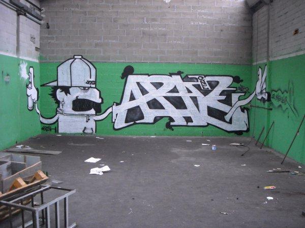 Bish & Ashe Terrain Cusset