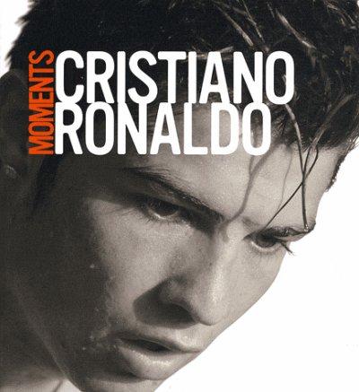 Livre Autobiographique Moments De Cristiano Ronaldo