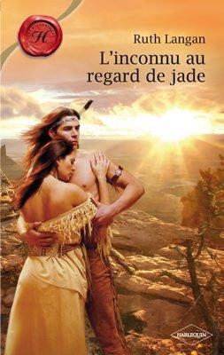 L'inconnu au regard de jade de Ruth Langan