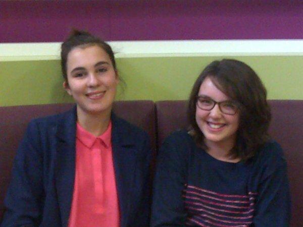 Jeannette & Georgette ! ♥
