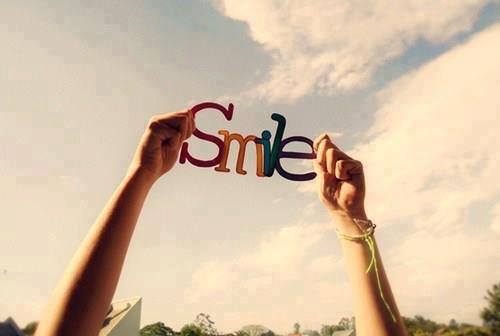 Tu vois se sourire?