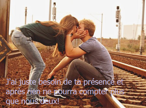 J'ai juste besoin...
