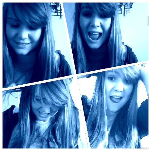 Crazy girl :D