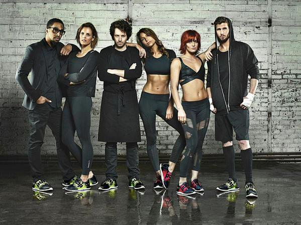 Shooting Reebok: Avril 2015.