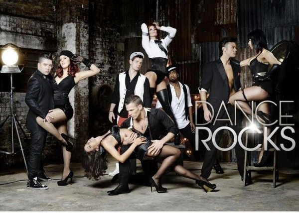 "Compagnie "" Dance Rocks "" :"