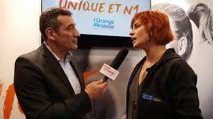"Interview  et rencontre avec  Fauve au "" Salon Mondial Body Fitness 2016 "" le vendredi 18 mars 2016:"