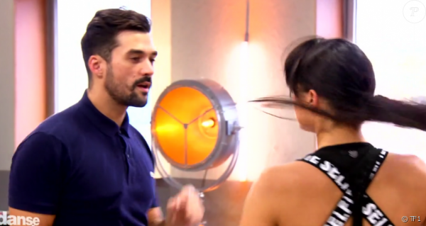 Florent Mothe et Candice Pascal:
