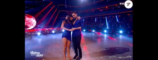 Seconde danse de Candice Pascal et Florent Mothe: