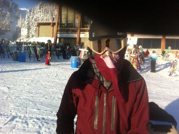 au snow