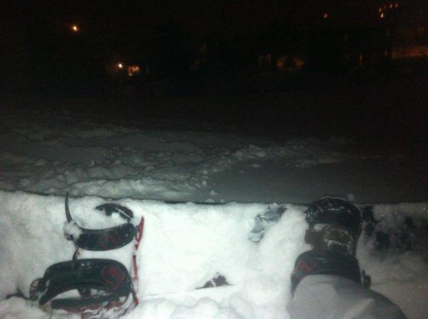la neige et le snow... ma vie