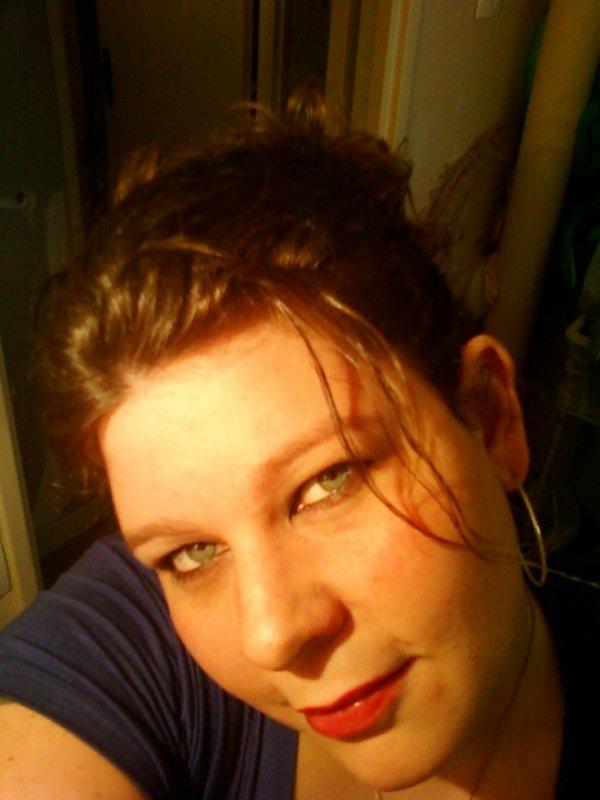 enfin une nouvel photo de moi resente lool ...