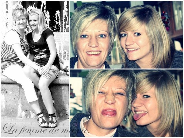 Maman, je t'aime.