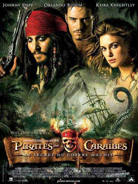 Pirates des caraibes 2
