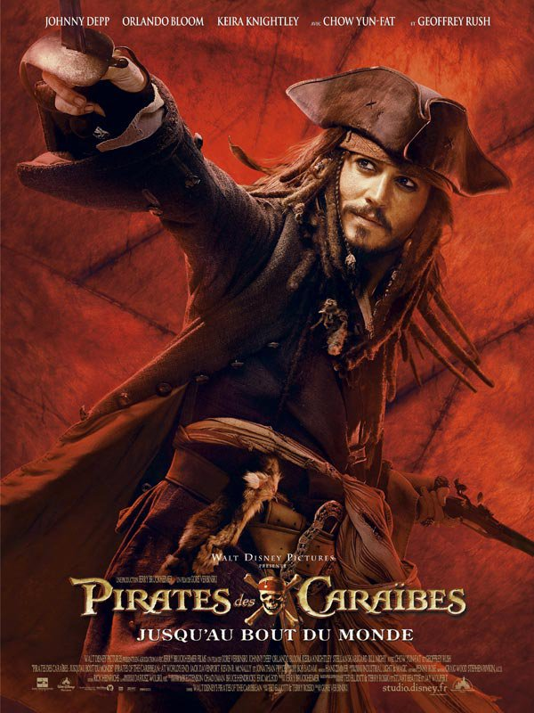 Pirates des caraibes 3