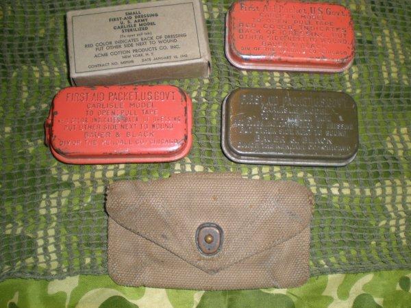 First Aid-U.S. Boites métalique