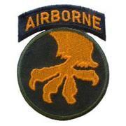 "17th Airborne-Opération ""Varsity"" 1945"