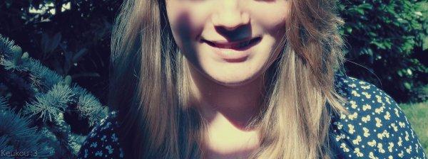 Yah, j'ai le sourire au levres :B