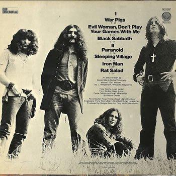 OzzY's Black Sabbath