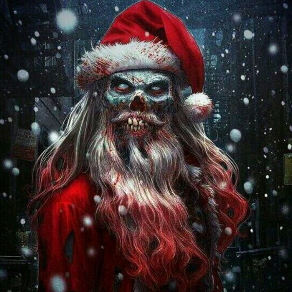 Merry Horror Christmas