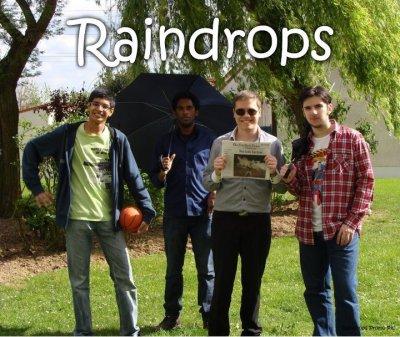Bienvenue à Raindrops