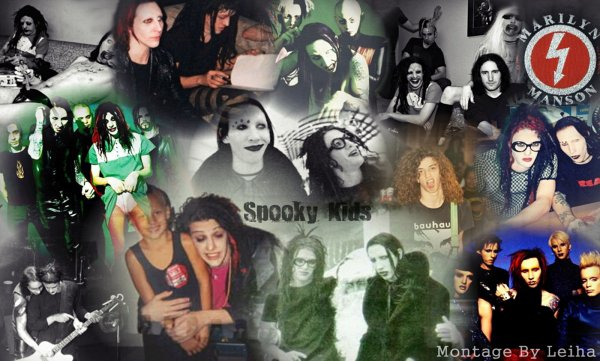 Spooky Kids - Smells Like Children.