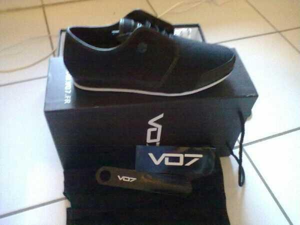 chaussure VO7 homme