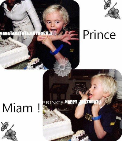 Happy Bithday Prince♥٥ﻻ ﻉ√٥ﺎ ٱц