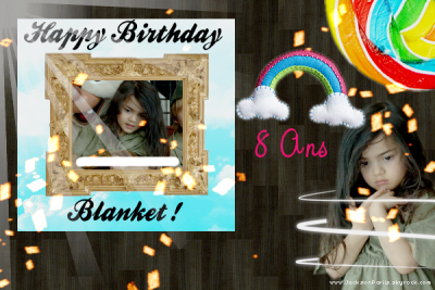 Happy Birthday Blancket♥٥ﻻ ﻉ√٥ﺎ ٱц