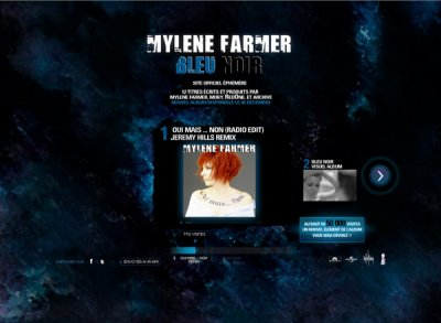 le retour de mylene farmer :)