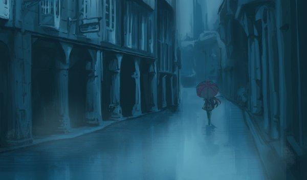 """Résultat de recherche d'images pour """"rue manga sombre"""""""