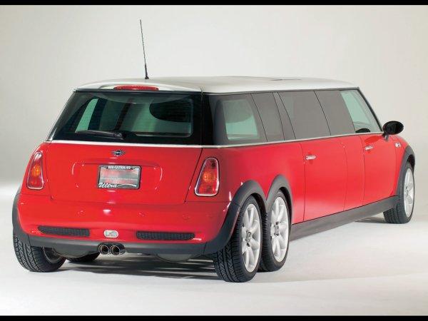 Mini Cooper Limousine