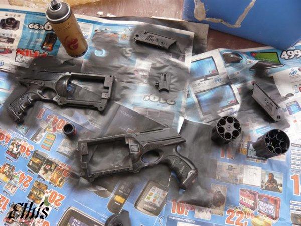 Revolver Steampunk (1ère Partie)