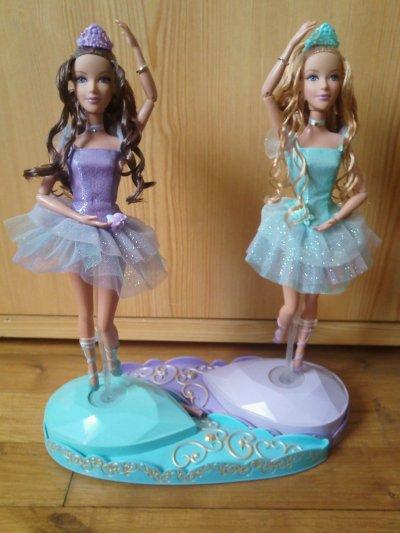 Hadley et Isla  (barbie et les 12 princesses 2006)