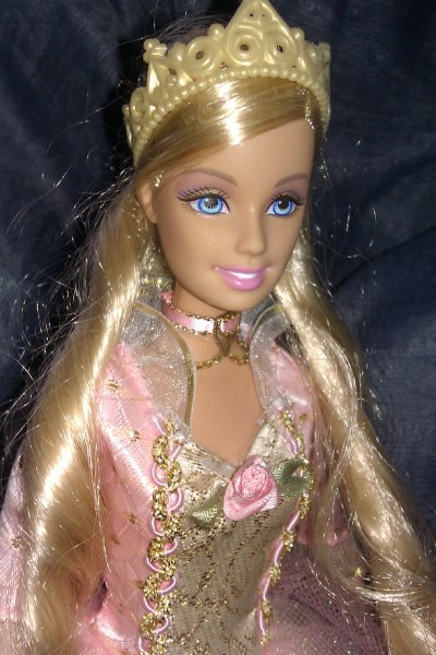 Anneliese Barbie Coeur De Princesses 2004