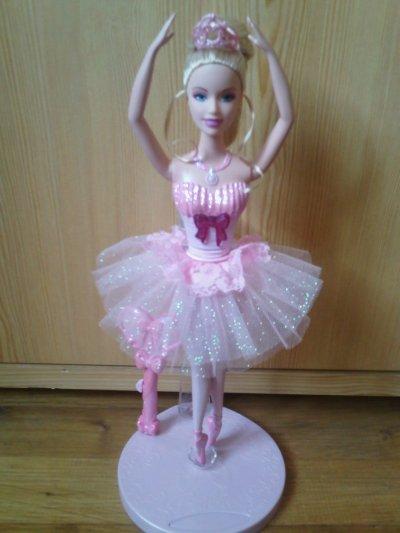 Barbie danseuse étoile 2008