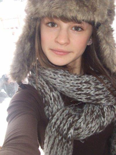 Moi en hiver :)