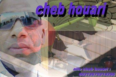 cheb houari oujda