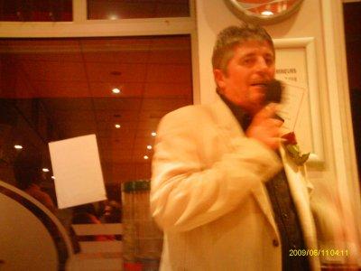 soiré du 7/05/2011 passeé avec Mr Jean Claude Lahaye