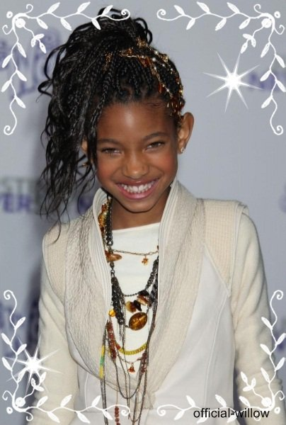 biographie de willow smith