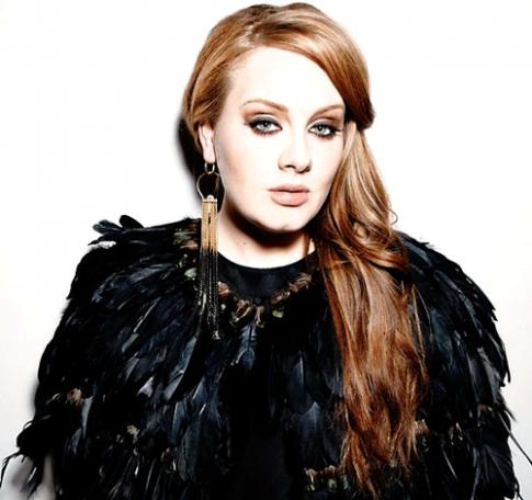 Adele : Partenaire officiel des c½urs brisés.