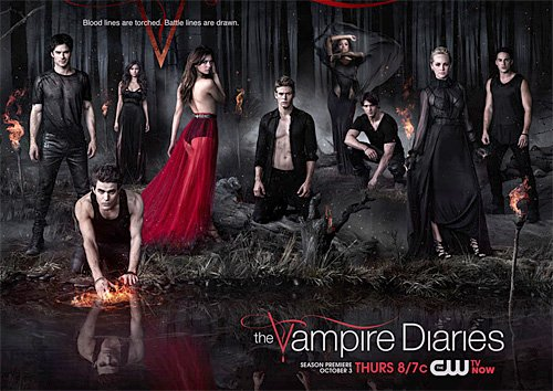 Vampire Diaries Saison 5 Promo