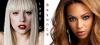 Lady Gaga//Beyonce