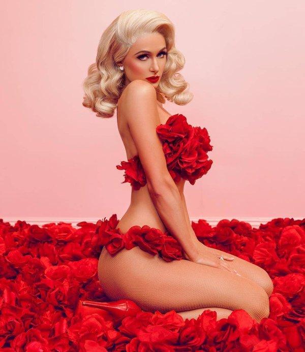 Paris Hilton Matama