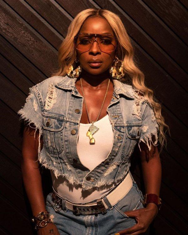 Mary J. Blige Matama
