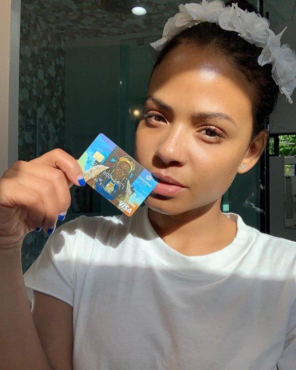 ChristinaMilian  Matama
