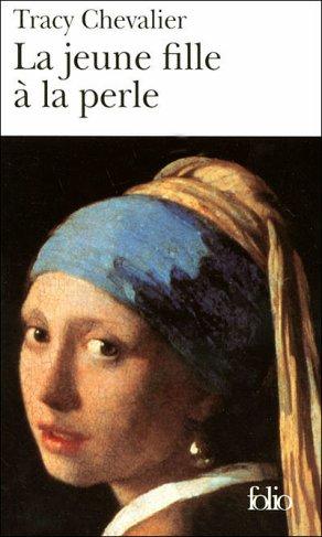 - La jeune fille à la perle de Tracy Chevalier ________________ -