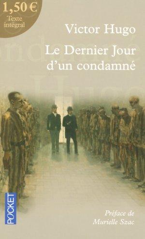 - Le dernier jour d'un condamné de Victor Hugo ________________ -