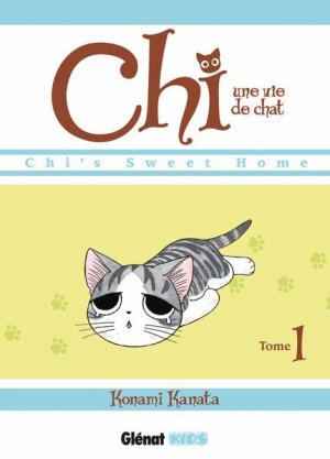 - Chi, une vie de chat T.1 de Konami Kanata ________________ -