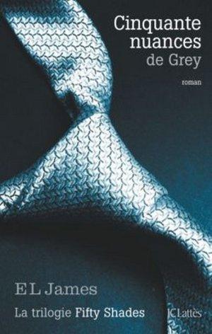 - Cinquantes nuances de Grey de E. L. James ________________ -