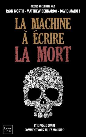 - La machine à écrire la mort de North - Bennardo - Malki ________________ -